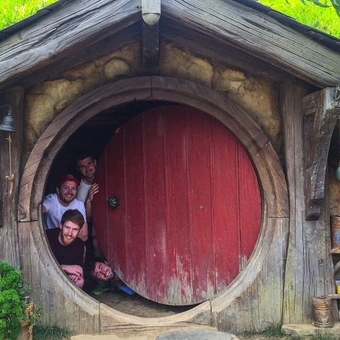 #61: Visit hobbiton -