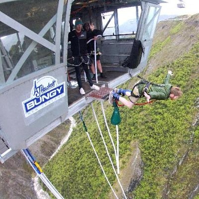 #119: bungy jump -