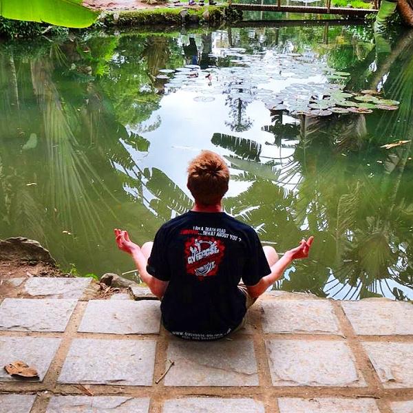 #22: 30 day meditation challenge -