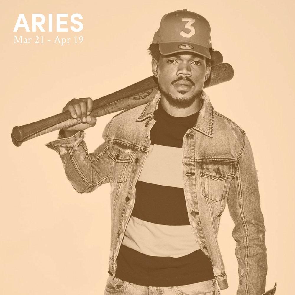 Aries Playlist