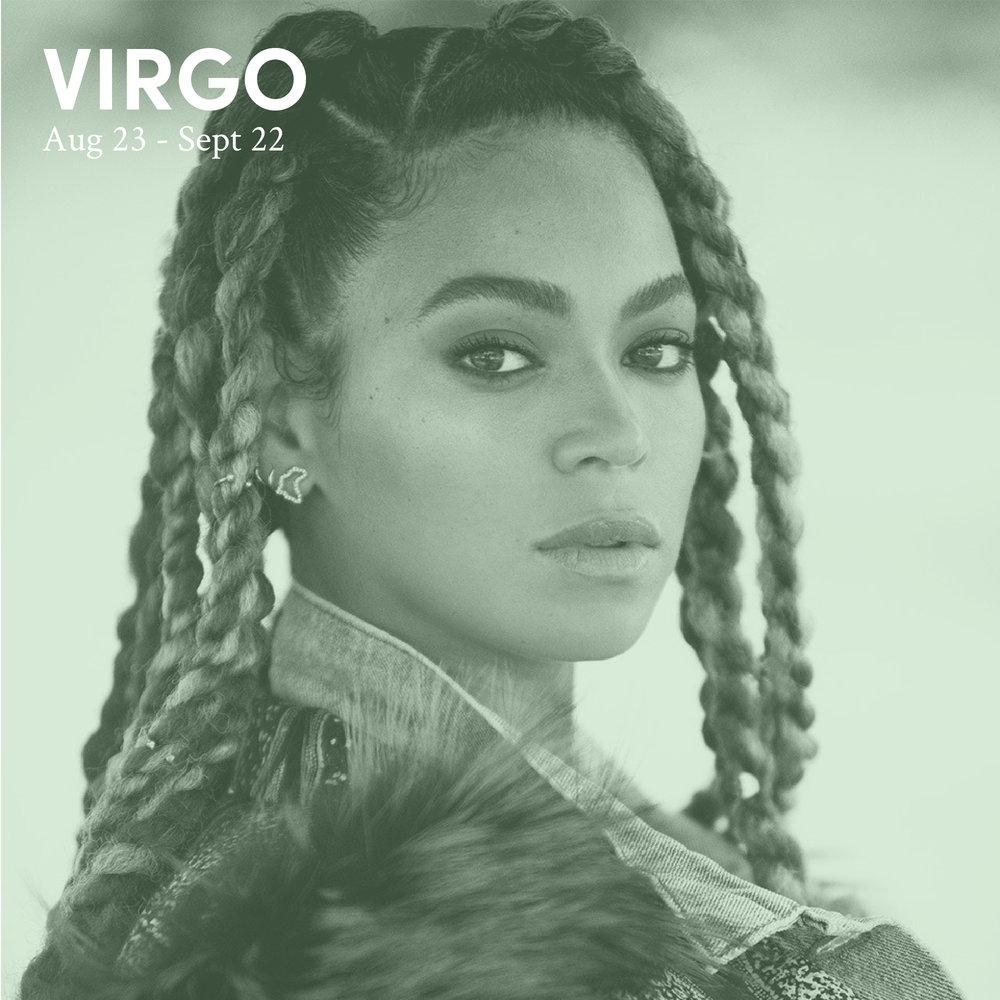 Virgo Playlist
