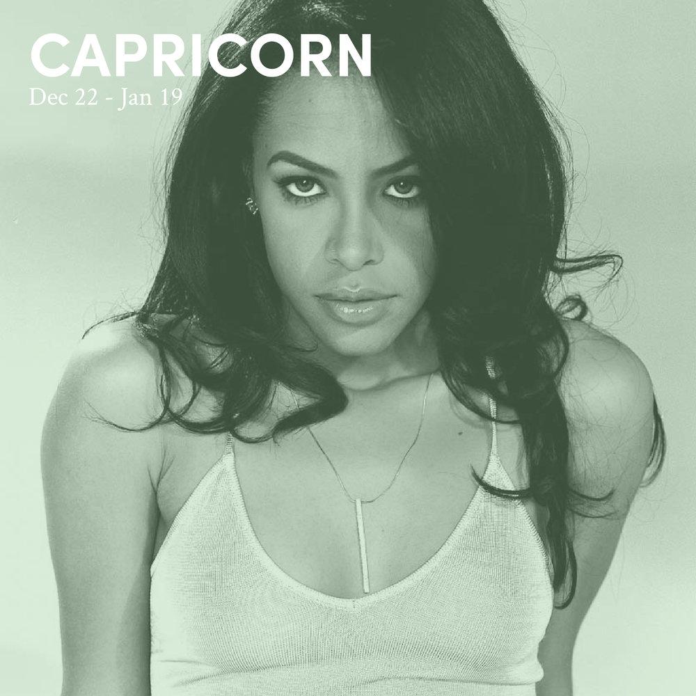 Capricorn Playlist