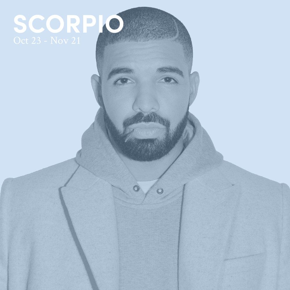 Scorpio Playlist