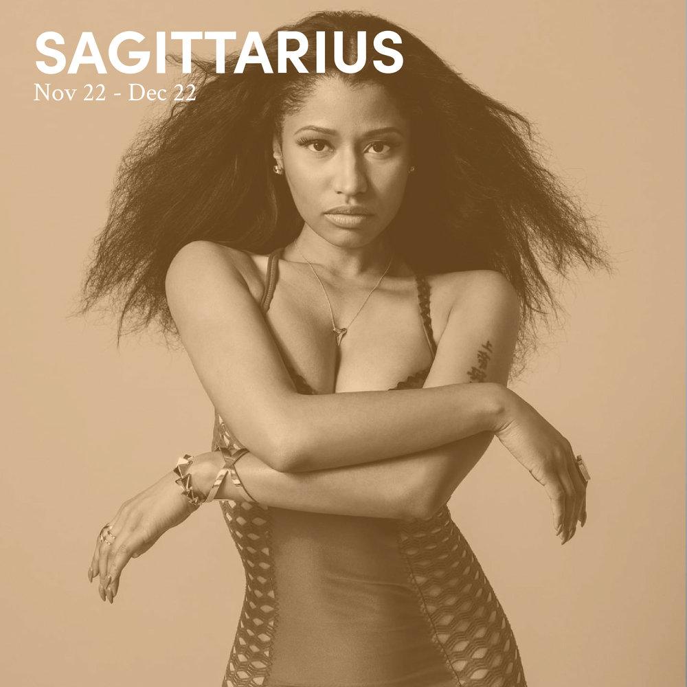 Sagittarius Playlist