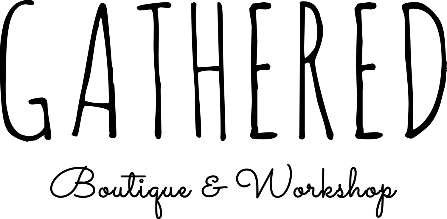 Gathered Boutique & Workshop