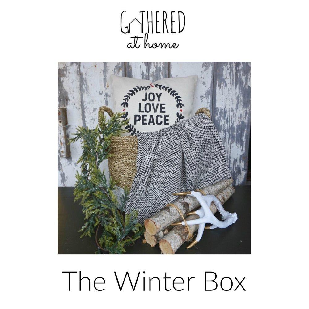 The Winter Box -