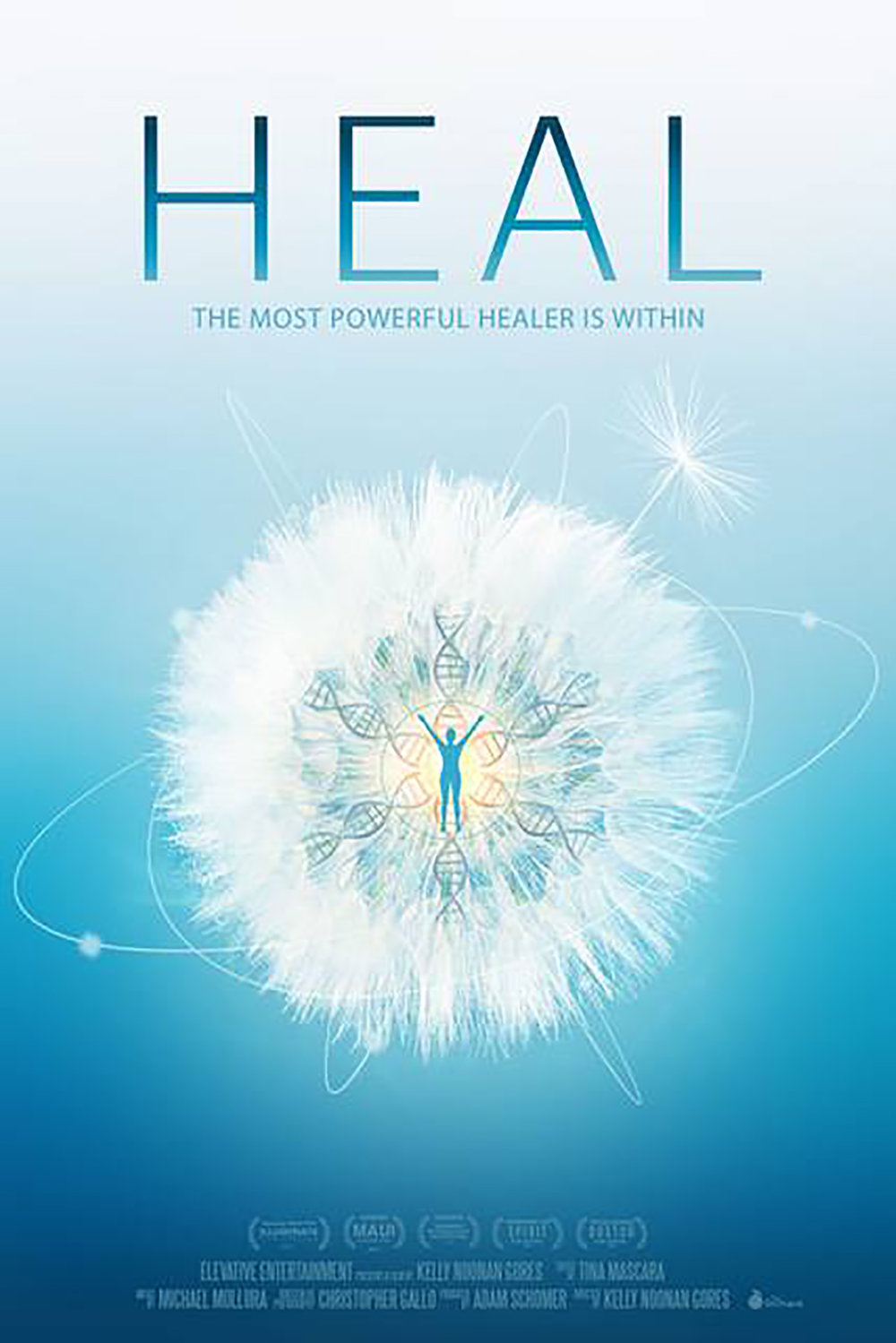 A documentary film that takes us on a scientific and spiritual journey where we discover that by changing one's perceptions, beliefs, and emotions, the human body can heal itself from any dis-ease.
