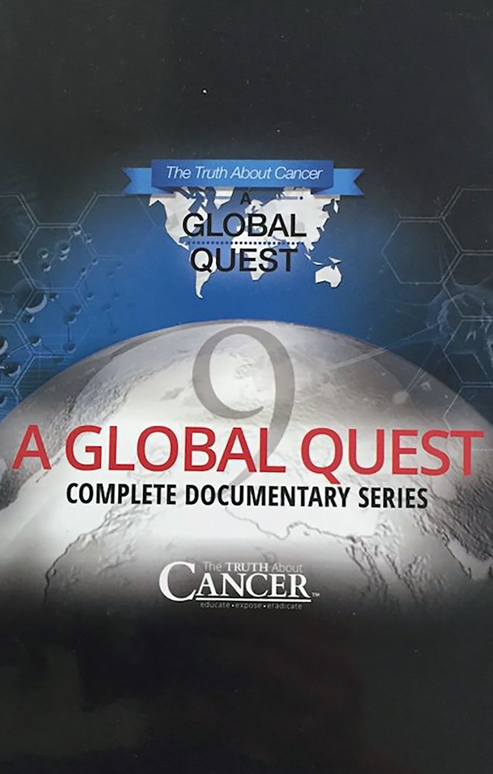 Ty Bollinger traveled the globe to interview 100+ alternative doctors, scientists and survivors, who have united to show the world how to prevent and heal cancer. He put it all together in an incredible 9-part docu-series.