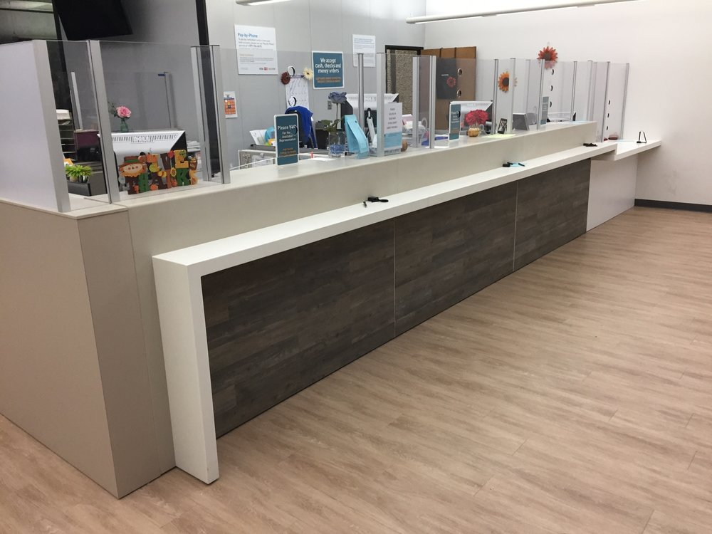 PGE Teller Lines - 35 locations across California receive a consistently branded renovation. Read More