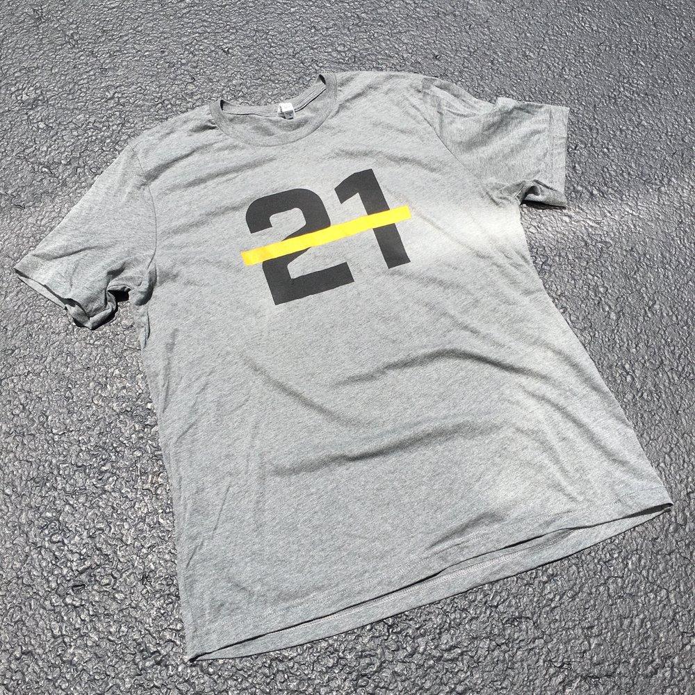 Original Retire 21 T Shirt Shop Retire 21