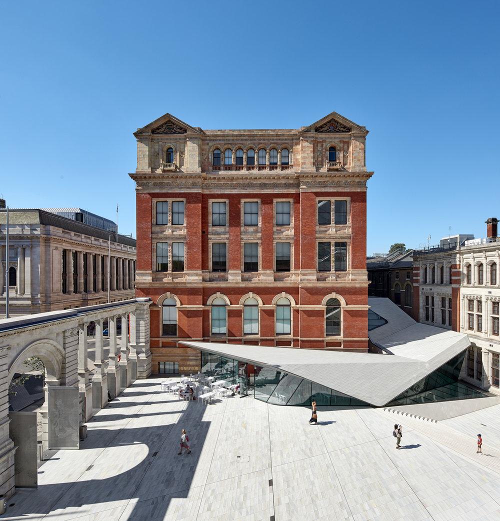 V&A Museum | Amanda Levete Architects