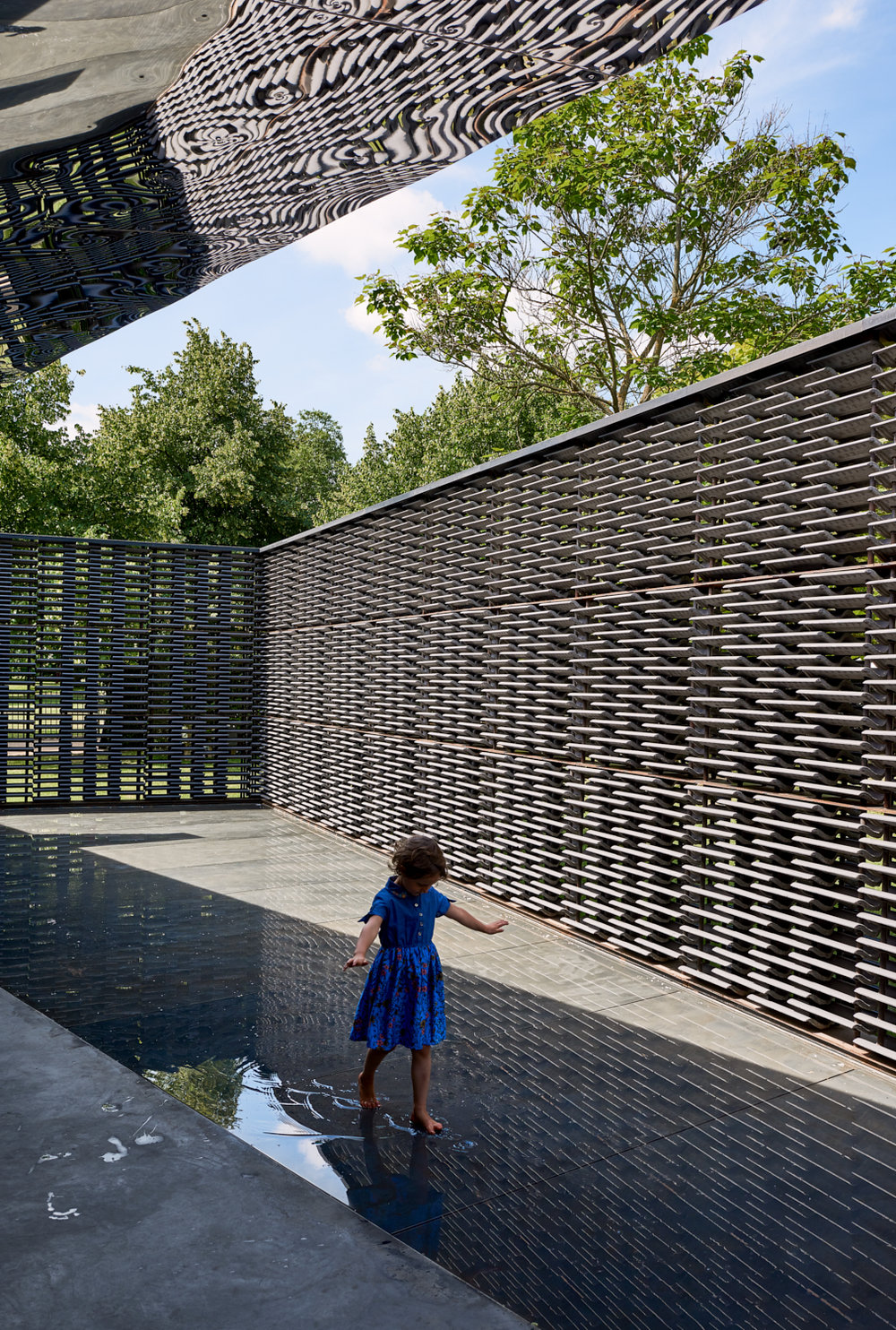 Serpentine Pavilion | Frida Escobedo