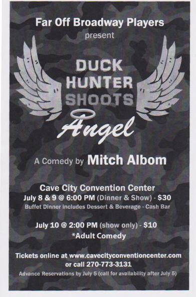 Duck Hunter Shoots Angel Program Cover copy.jpg