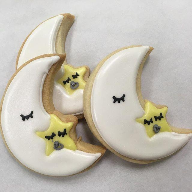 #goodnightmoon #twinkletwinklelittlestar #babycookies