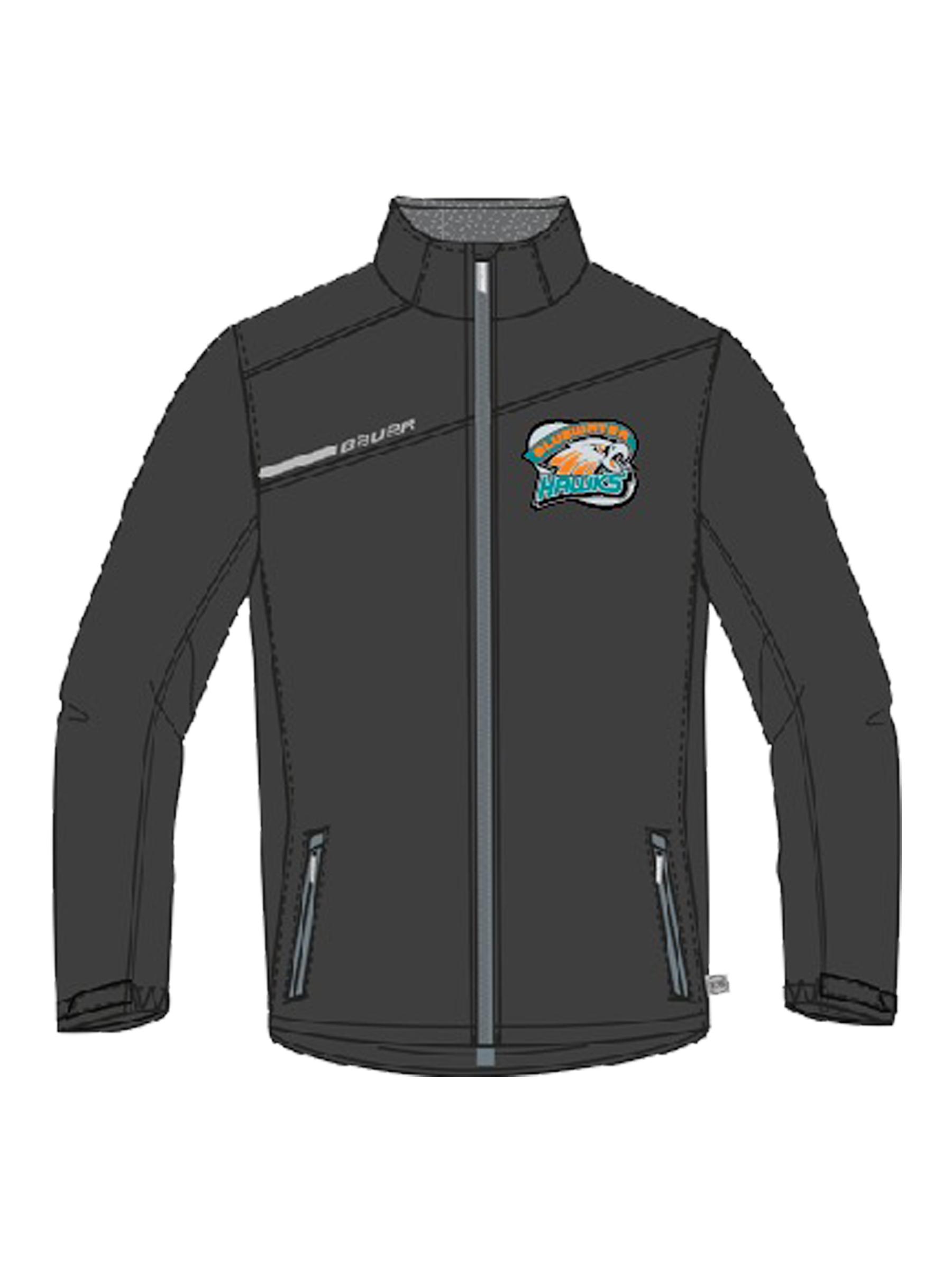 e97df9cc45e BH Adult Bauer Flex Bubble Jacket — Pete's Sports