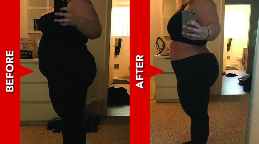 Jessica lost 11.25 in &15.7 lbs