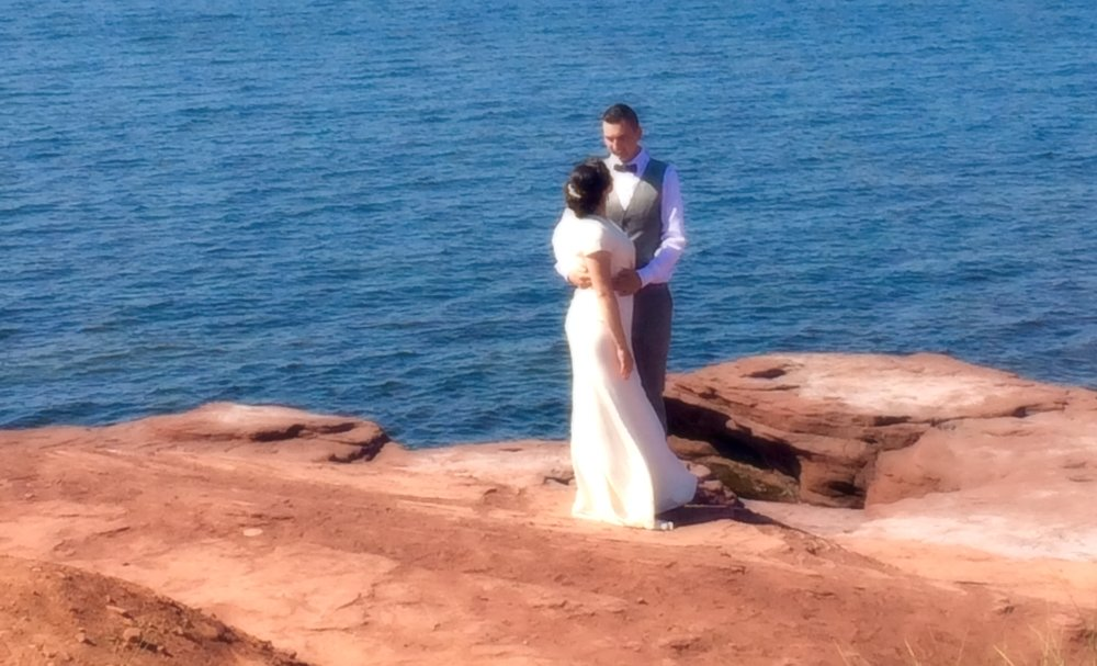 PEI Wedding