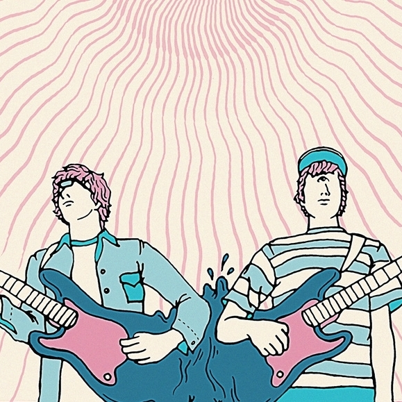 Sleeping Bag & Rozwell Kid - (Bloomington, IN / Kearneysville, WV)
