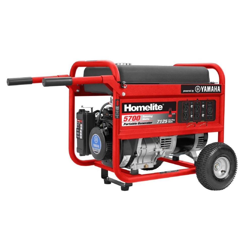 Portable Generator $20/Day