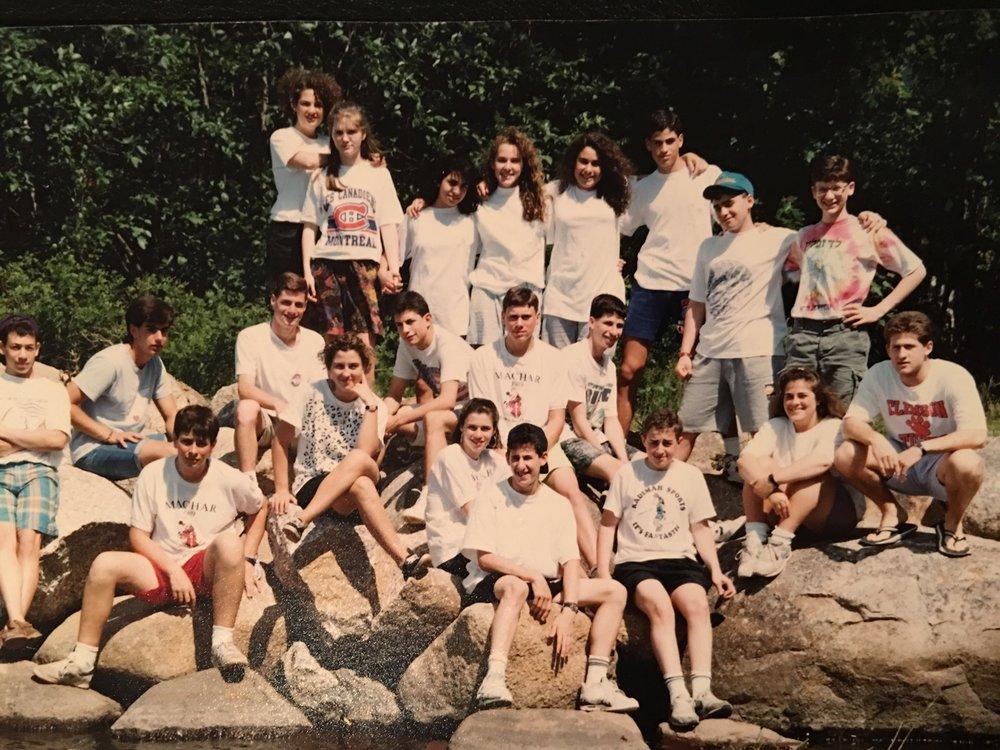 1992- Rissers beach