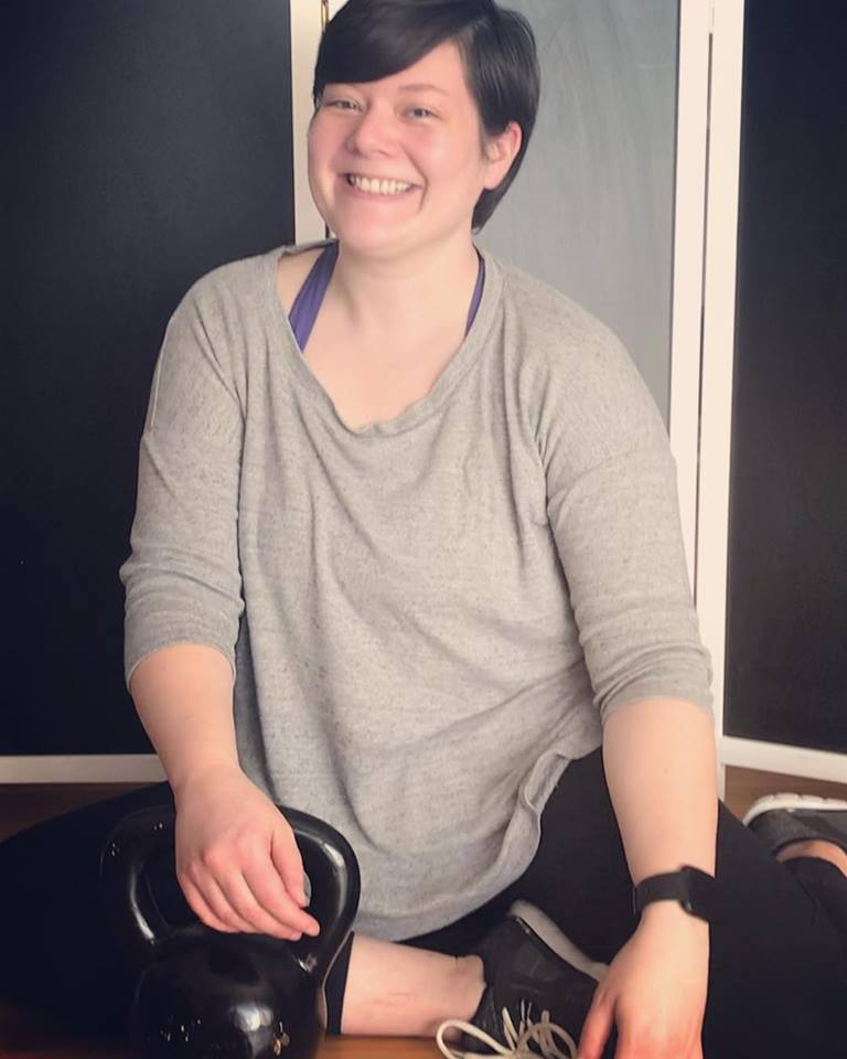 Who am I? - Hi! I'm Madison Cleckler. I am a postnatal fitness specialist, pregnancy and postpartum athleticism coach, and a DONA trained birth doula. I love kettlebells, puns, and helping moms feel strong and confident in their bodies. Learn more about me HERE.