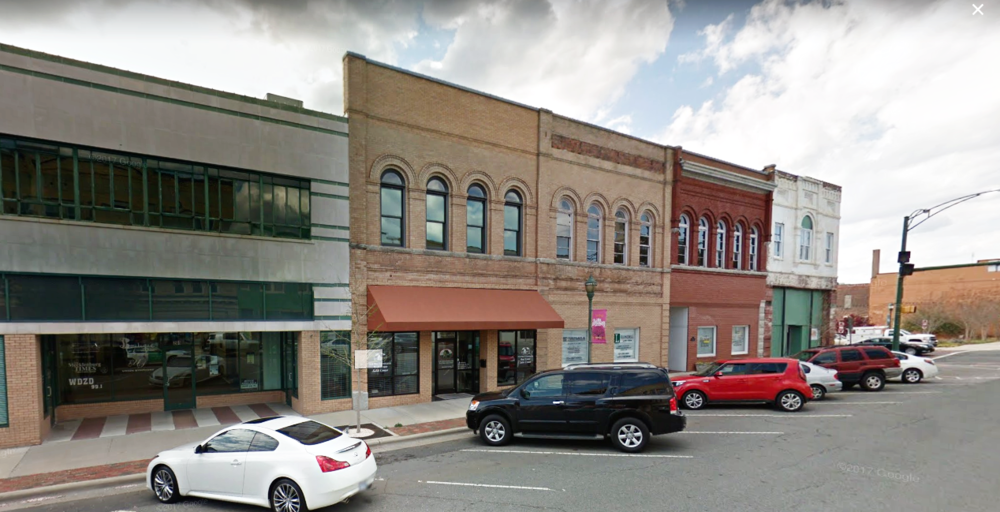 Our Office - We are located on Main Street in Historic Downtown Monroe.