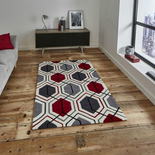 Innovative - Our rugs selections are carefully hand picked to keep up with the latest designs and trends in the world of fashion focused rugs.