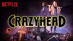 - 'Crazyhead' - NETFLIX
