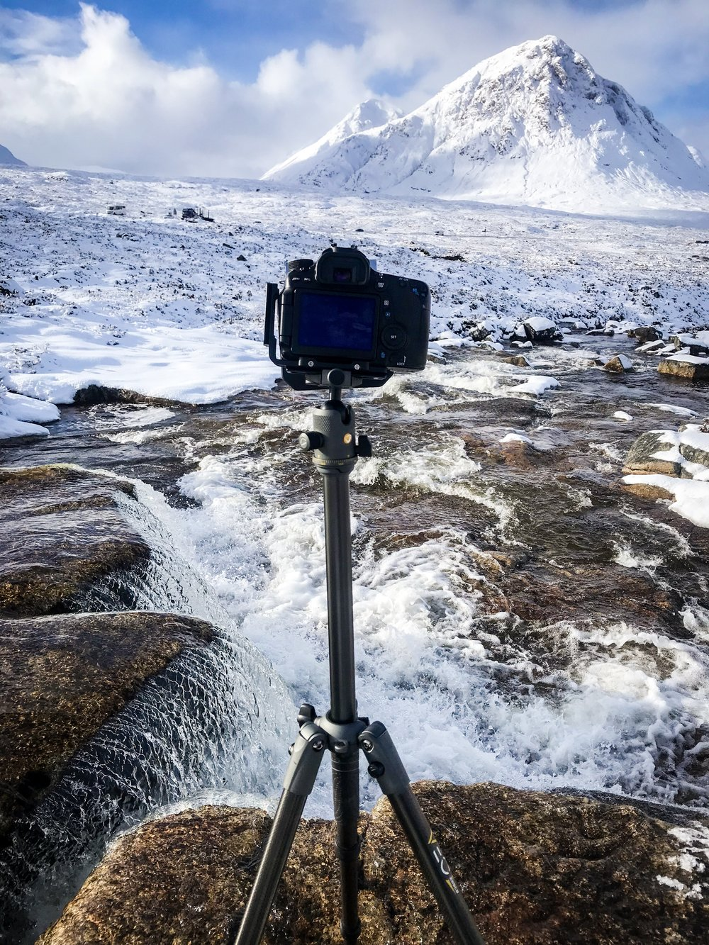 The Vanguard Veo 2 265cb Brennan Painter Photography Carbon Fiber Tripod Image Shot Using At Malin Head Co Donegal
