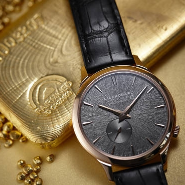 CHOPARD TEAMS UP WITH ECO-AGE TO DEFINE ECO-LUXURY - The iconic Swiss-based watch & jewelry company shares its journey to sustainable luxury. (via Barron's)