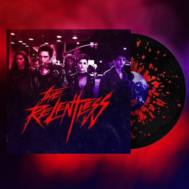 Vinyl and CD pre-orders are up now on americansatanmovie.com for The Relentless album and The Original Motion Picture Soundtrack!!