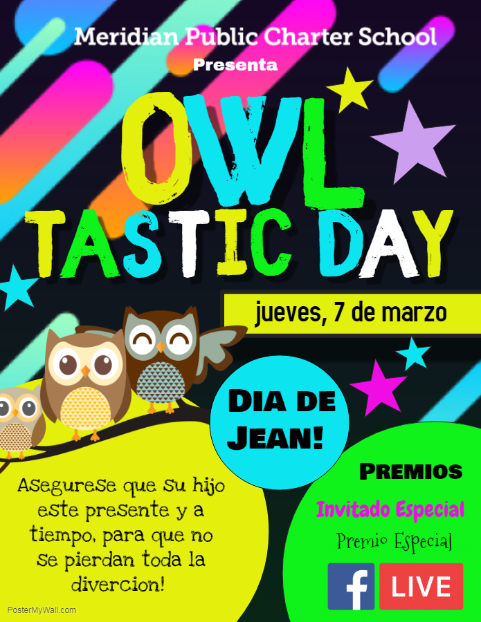 Copy of Owl-tastic Day (Spanish) - Made with PosterMyWall.jpg