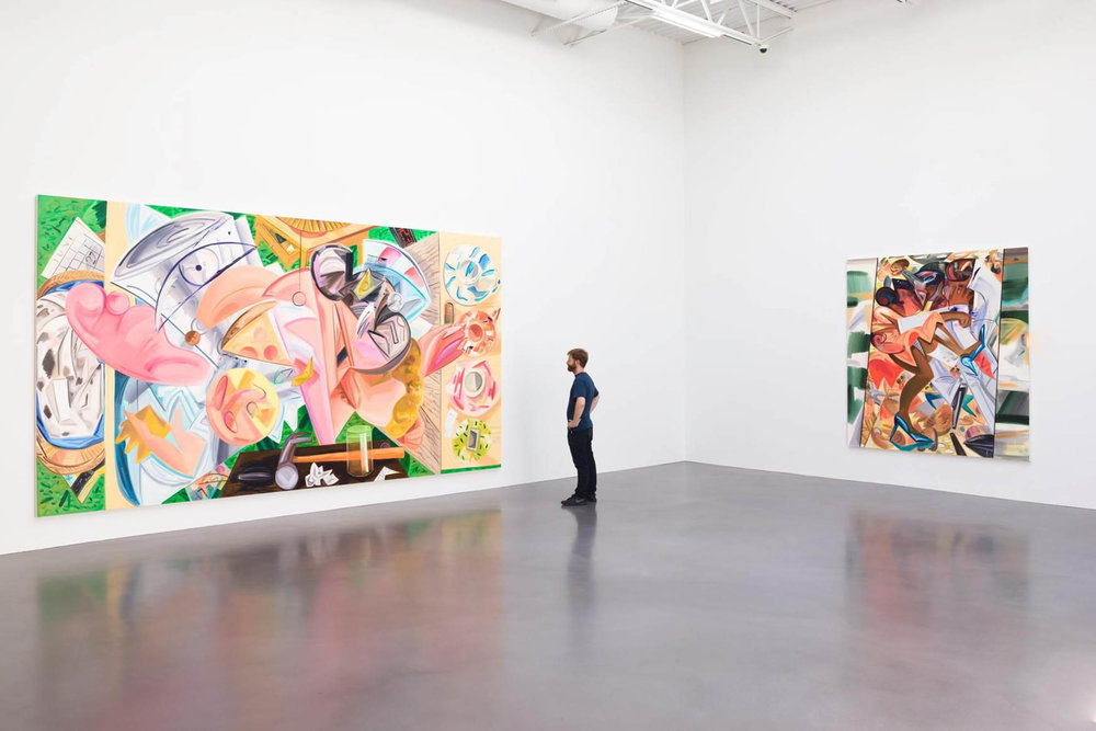 Photo: Courtesy of Petzel Gallery