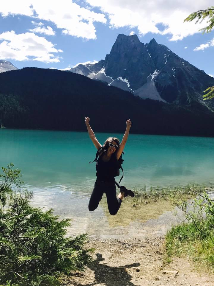 Hooray for Emerald Lake