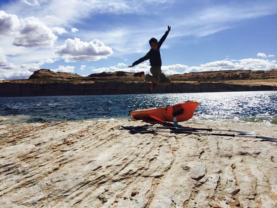 Kayak Lake Powell - Page, AZ