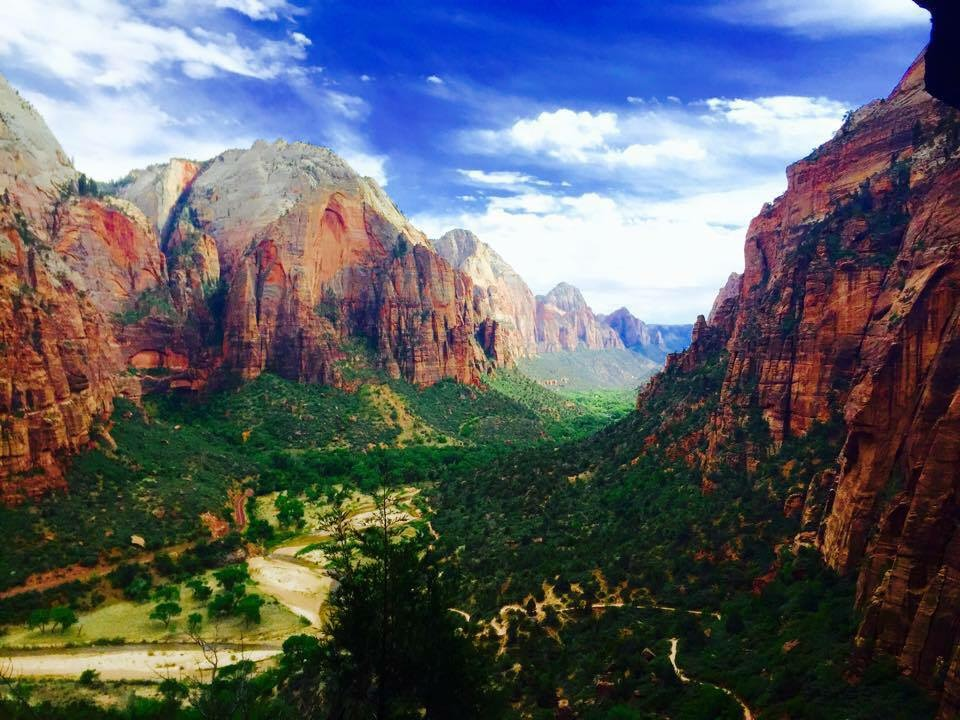Angel's Landing - Zion National Park