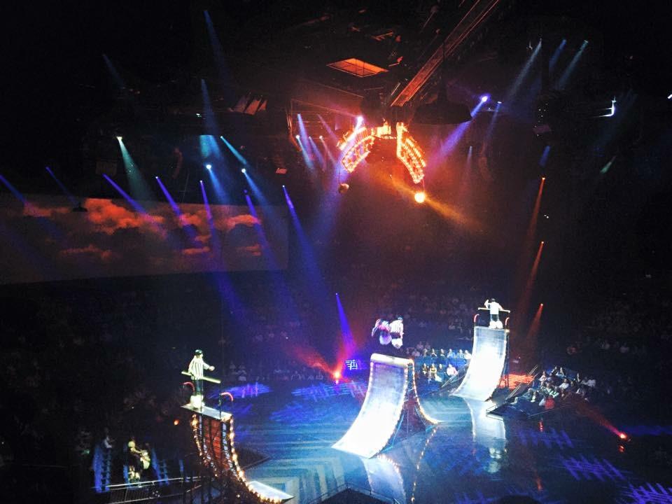 Cirque du Soleil - Love - Las Vegas