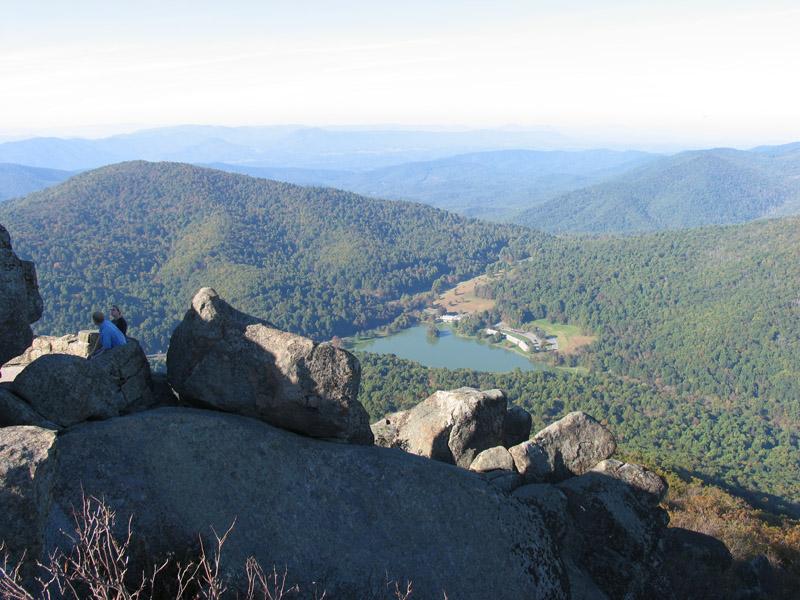 peaks of otter, Virginia