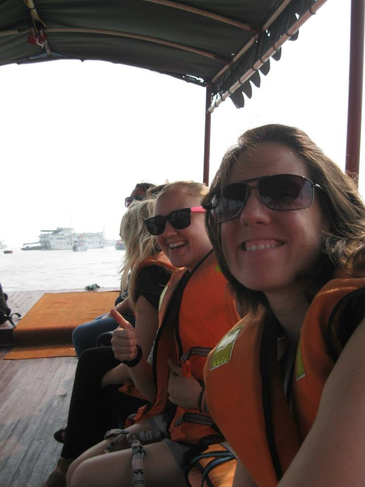 Halong Bay Boat Tour