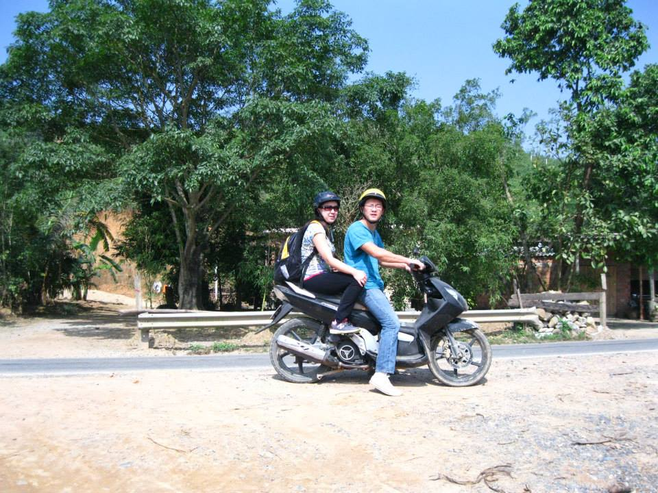 Motorcycle rental - Phong Nha Ke Bang - Vietnam