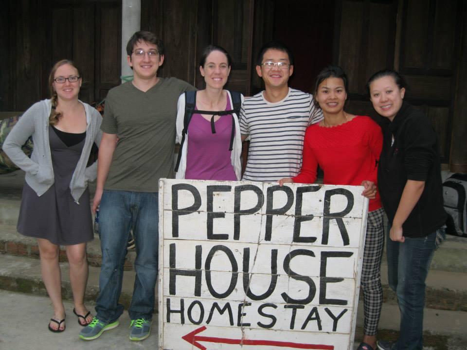 Pepperhouse Homestay - Phong Nha Ke Bang - Vietnam