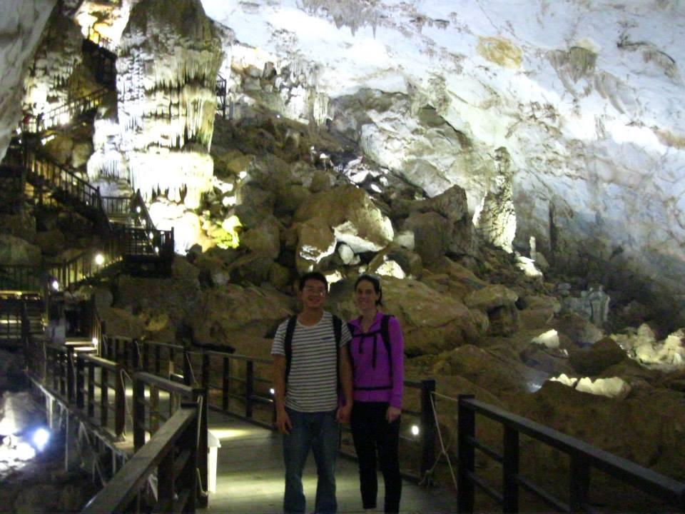 Phong nha cave - vietnam