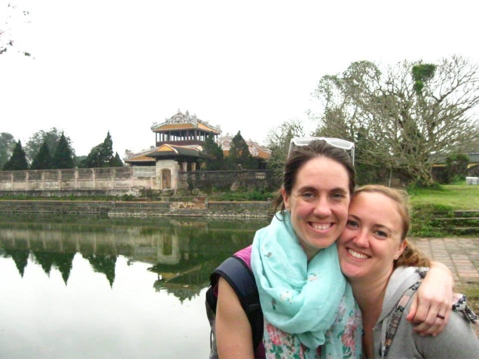 hue imperial city - vietnam