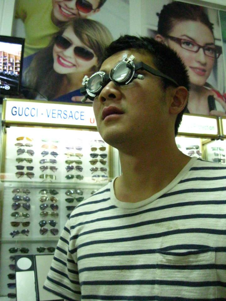 Hue is also a great place to get some new inexpensive glasses if you have an hour to spare.