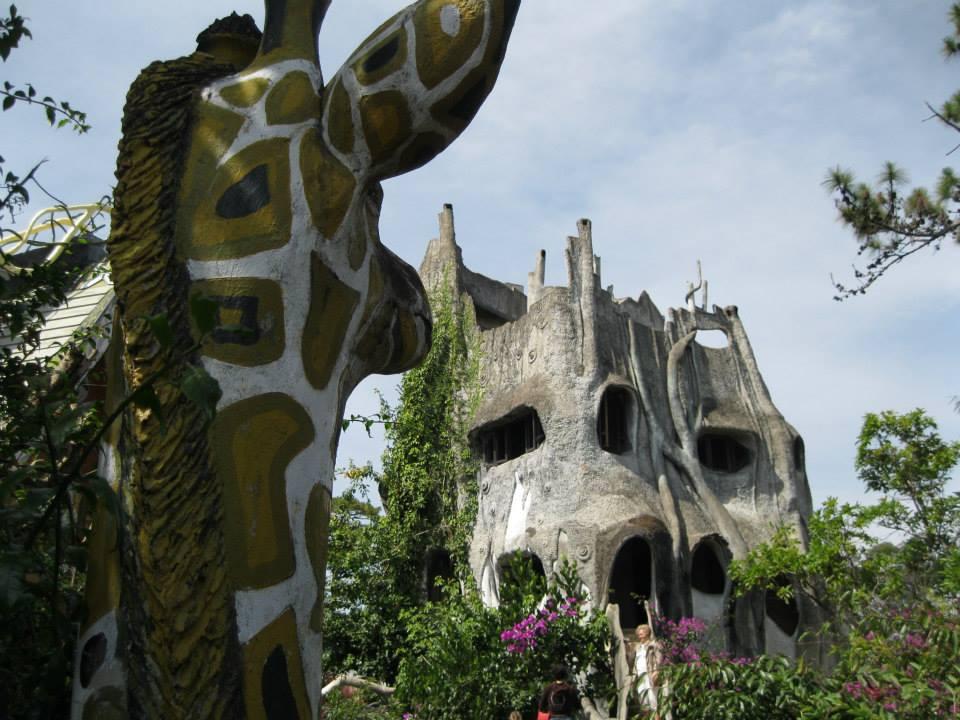 Dalat Crazy House - Vietnam