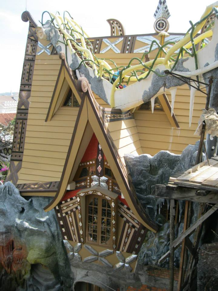 Dalat Crazy House Vietnam