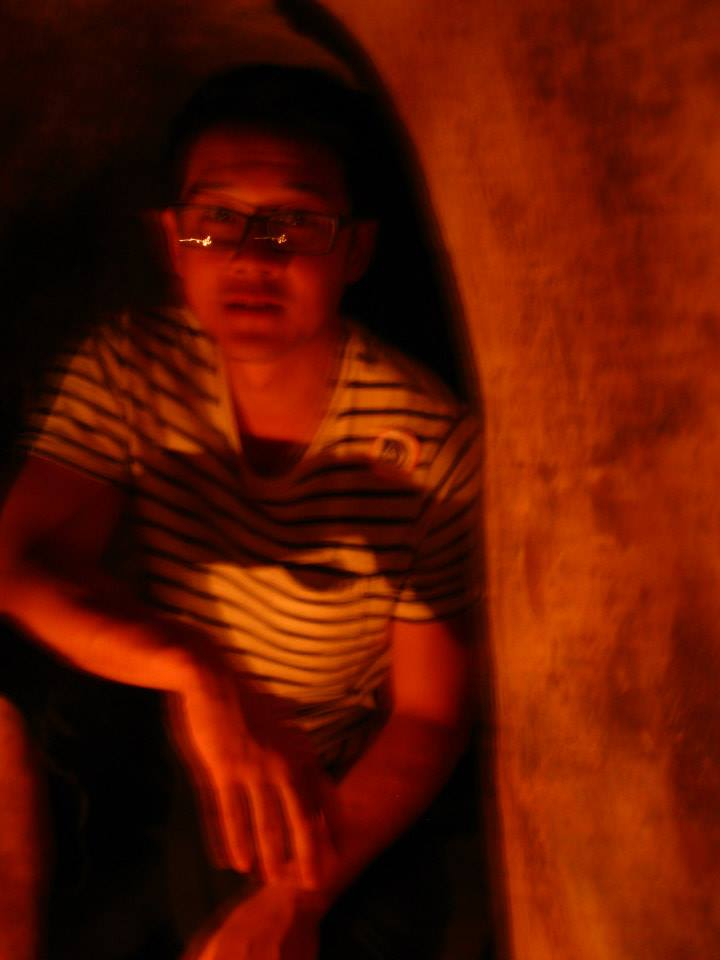 Cu Chi Tunnel - Ho Chi Minh City, Vietnam