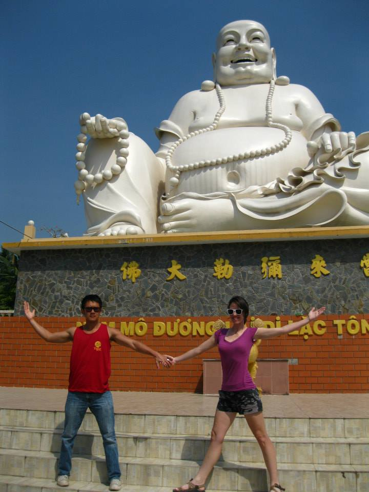 Vinh Trang Temple Buddha - Vietnam