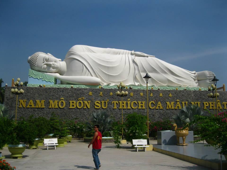 Vinh Trang Temple Vietnam