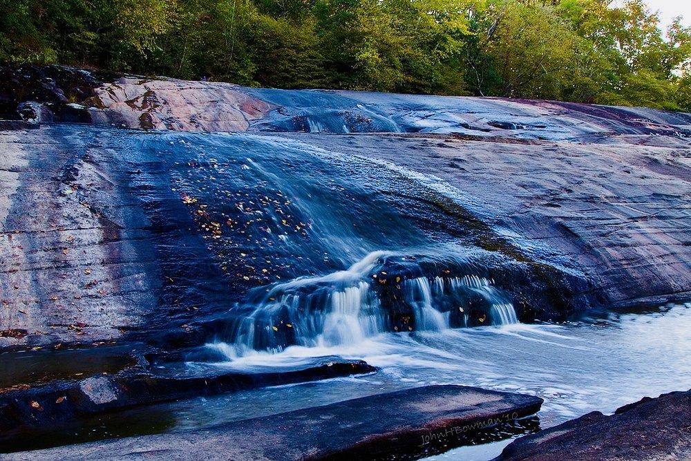 Nottoway Falls